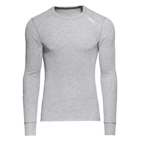 Odlo Warm Shirt L/S Crew Neck Men grey melange